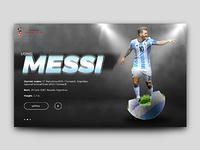 FIFA'18 - Messi