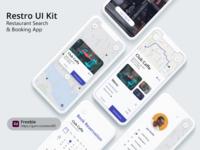 Restro XD UI Kit