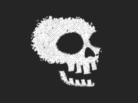 Skull 5 - 31 Days of Skulls