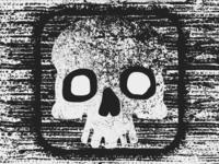 Skull 10 - 31 Days of Skulls