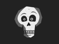 Skull 19 - 31 Days of Skulls