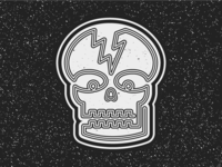 Skull 23 - 31 Days of Skulls