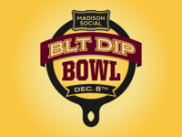 Madison Social BLT Dip Bowl