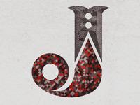 Alphabout - J