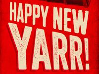 Happy New Yarr!