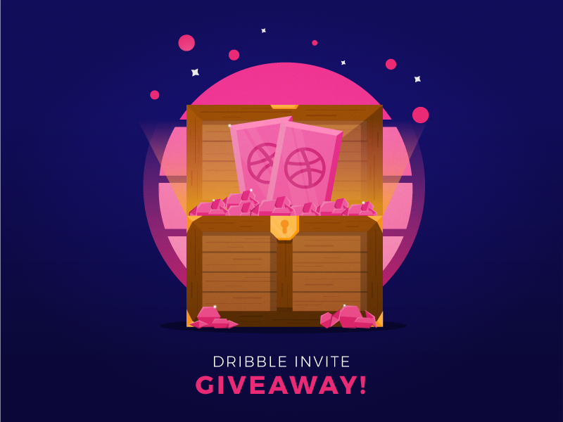 Dribble invite giveaway dribble 01