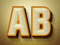 AB Bevel Type Treatment