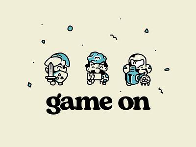 Game On! drawing video games video game nintendo samus metroid mario bros super mario bros super mario mario link zelda hand drawn illustration procreate