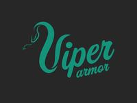 Viper Armor tee shirt design