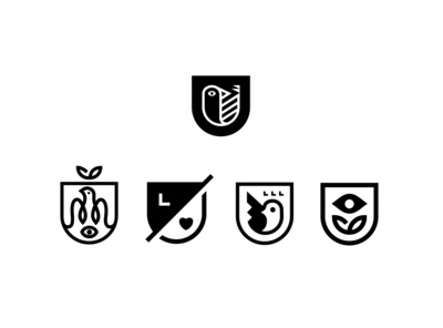 Lifeology logo variations