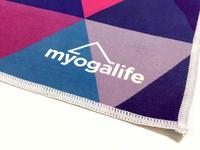 Myogalife hot yoga towels