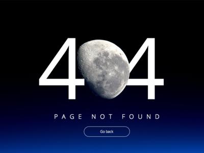 404 Page page 404 ui008 ui dailyui008 dailyui daily 008