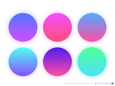 gradient set color pallete colors gradients gradient