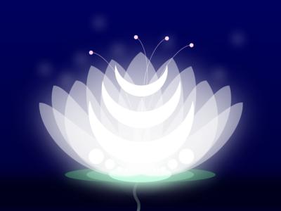 Lunar Lotus