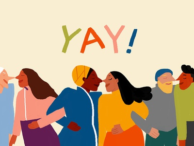 Hey Australia! yay queer marriage equality