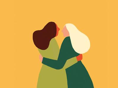 Some Love green queer women love