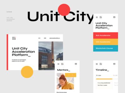 unit city acceleration