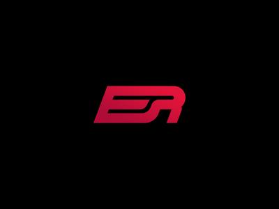 """""""ER"""" Logo."""