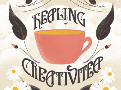 Healing Creativitea Illustration