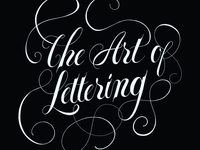 The Art Of Lettering