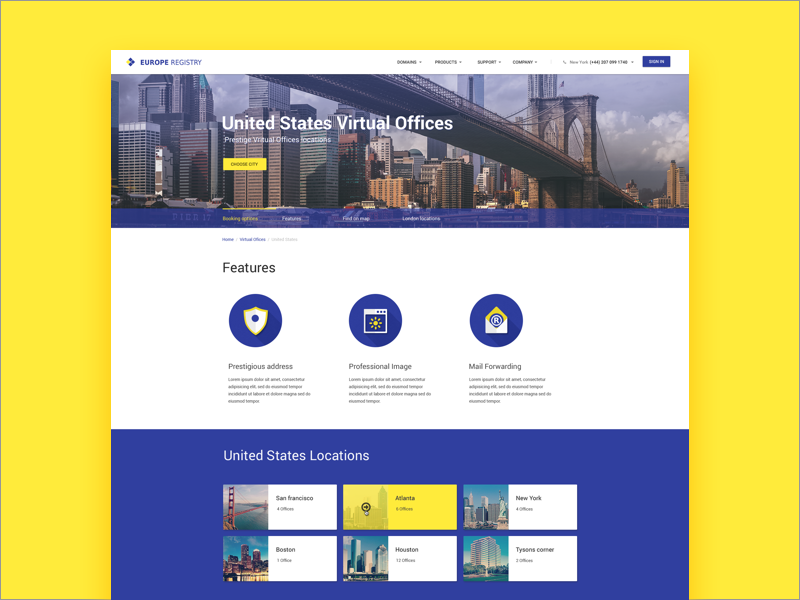 Virtual Office by Prem Cholewa on Dribbble