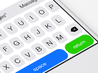 Messenger theme for Themeboard