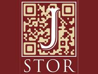 JSTOR scannable logo