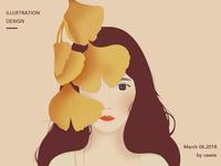 goddess Illustration design