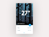 Weather App Experiment