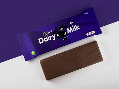 Dairymilk redesign