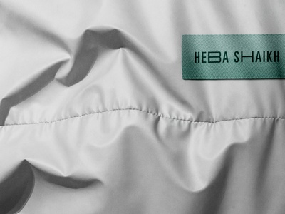 Heba Shaikh Brand Identity logotype design behance project behance branding design brand identity brand design fashion branding fashion brand fashion clothing design clothing brand clothing label clothing textile logotype branding brand graphicdesign logodesign logo
