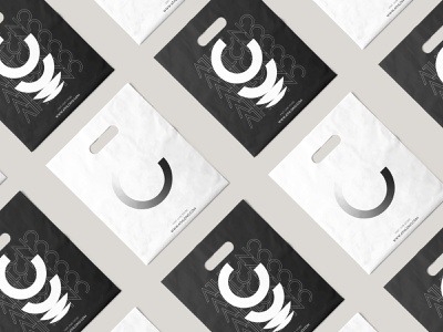 Plastic Bag X Athlono behance shopper sportswear sports branding sports design sports logo bag design plastic bag shopping bag logotype designer logotype design logotype branding concept branding agency branding and identity branding design brand design brand identity branding brand