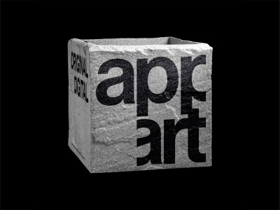 Appart Identity Pt. 2 logotype agency logo agency branding agency poster design poster totebag tote bag corporate behancereviews behance project behance brand design brand identity branding agency branding concept branding and identity brand branding design branding