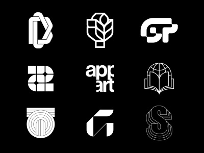 Top Nine 2020 lettermark logo designer logo designs logoset brand mark trademark trade mark logo design logodesign graphicdesign new year 2021 2020 branding symbol mark mark logos logo top nine top 9
