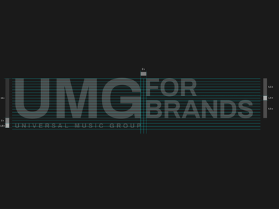 Universal Music Group for Brands Logotype grid universal universal studios logo design logotypes logotypedesign logotype designer brand music logo grids logotype design logo grid grid design grid logo grid logo logotype graphic graphicdesign branding logodesign
