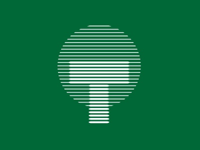 T + Tree Lettermark inspiration logomark logo mark nature logo designer logo design minimalistic minimal eco logo tree green letter t logo t letter mark lettermark t tree branding logodesign logo