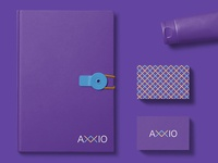 Axxio Visual Identity