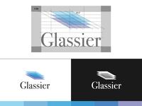 __Glassier Logo Design.