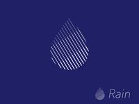 Rain Symbol Design