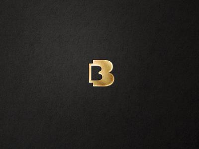B from Symbols & Marks–Golden Version