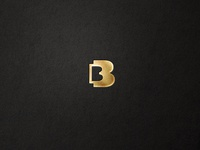 B from Symbols & Marks–Golden Version
