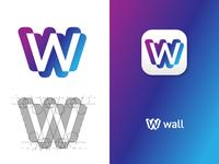 Logo Design WALL
