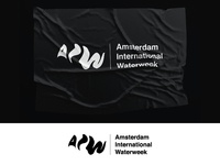 Amsterdam International Waterweek Logo Proposal