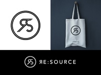 Logo for RE:SOURCE