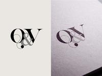 Q&V Monogram