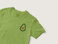 Branding T-shirt Avocado