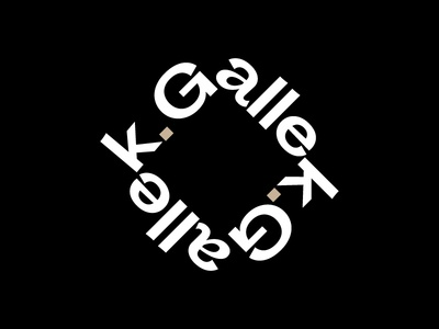 Gallek grotesque typography type minimal identity marks logos brandidentity inspire trademark inspiration branding logotype brand logodesign logo dribbble graphicdesign graphic design