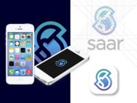 Saar | Logo & App icon