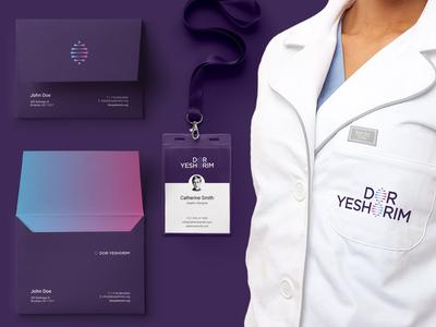 Dor Yeshorim Branding
