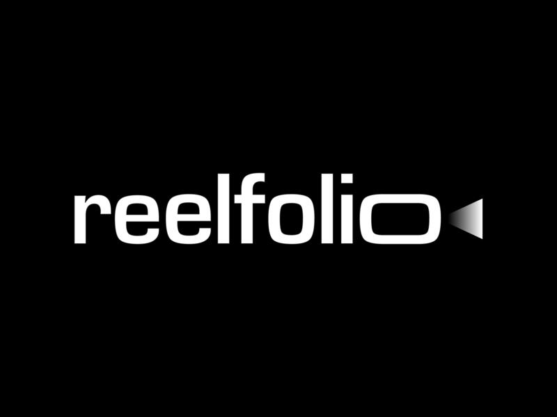 Reelfolio logo mark logo designer logo design videographer videography typographic logo typographic typography brand design branding design branding mark logo typography logo type logotype designer logotype design logotypedesign logotypes logotype logo